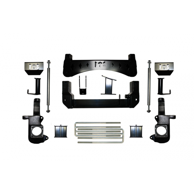 Suspension Lift Kits, Leveling Kits, Body Lifts, Shocks, Ford, Chevy