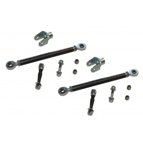 HEAVY DUTY HEIMS JOINT STEERING KIT W/ U BRACKETS