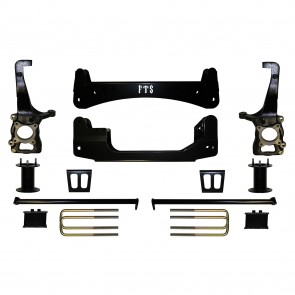 "2004-2008 6"" FORD F150 2WD BASIC KIT"