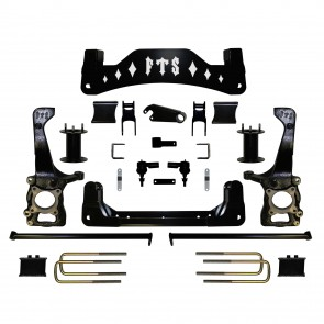 "2014 6"" FORD F150 4WD BASIC KIT"