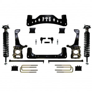 "2014 6"" FORD F150 2WD KIT W/ COILOVERS"