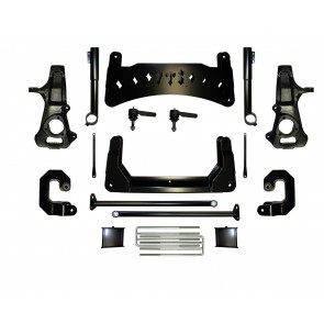 """2008-2017 10"""" CHEVY / GMC 1500 2WD BASIC SPINDLE KIT (FACTORY STEEL SUSPENSION)"""