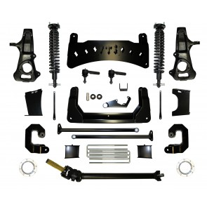 "2014-2017 10"" CHEVY / GMC 1500 4WD  EMULSION COILOVER KIT (FACTORY ALUMINUM SUSPENSION)"