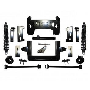 "2008-2013 15"" CHEVY / GMC TAHOE / SUBURBAN / AVALANCHE / ESCALADE / DENALI 4WD W/ COILOVERS"