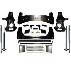"""2007-2013 7"""" CHEVY / GMC 1500 2WD W/ BILSTEINS"""