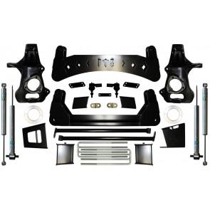 """2007-2013 7"""" CHEVY / GMC 1500 4WD W/ BILSTEINS"""