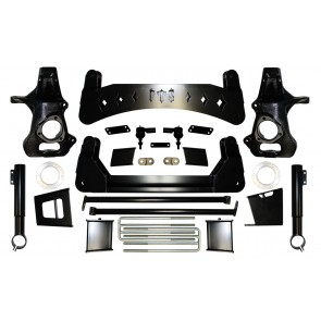 "2007-2013 7"" CHEVY / GMC 1500 4WD BASIC KIT"