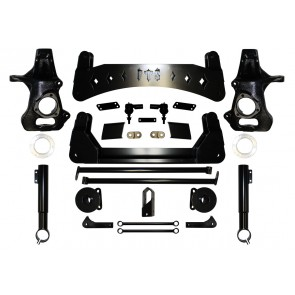 "2007-2014 7"" CHEVY / GMC 1500 2WD SUV BASIC KIT"