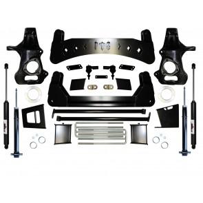 "2007-2013 7"" CHEVY / GMC 1500 4WD W/ FTS STRUTS"