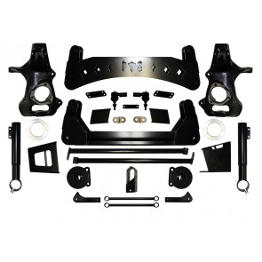 "2007-2013 7"" CHEVY / GMC 1500 4WD SUV (W/ AUTO RIDE) BASIC KIT"