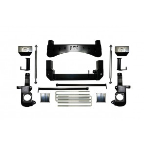 "2001-2010 7"" CHEVY / GMC SILVERADO / SIERRA 1500HD / 2500HD 2WD DUALLY W/ REAR BLOCKS"