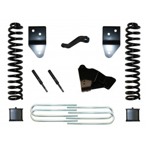 "2005-2007 FORD F250 6"" BASIC KIT W/ REAR BLOCKS"