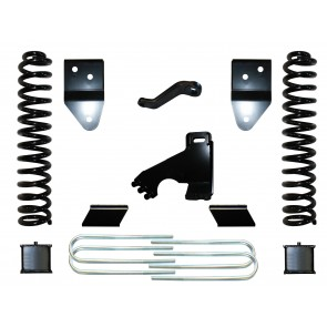 "2008-2013 FORD F350 4"" BASIC KIT W/ REAR BLOCKS"