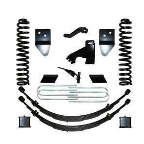 "2008-2013 FORD F250 6"" BASIC KIT W/ REAR BLOCKS"