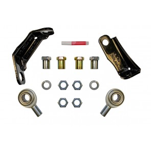 2001-2010 GM / GMC 2500HD / 3500HD HUMMER H2 / SUT PITMAN AND IDLER ARM SUPPORT KIT