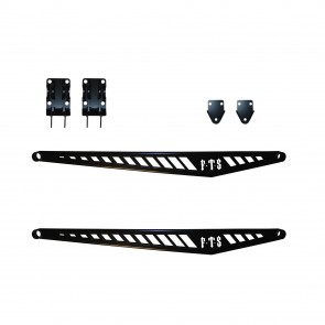 "63"" BOLT ON TRACTION BAR KIT BOXED STYLE (SHORT BED)"