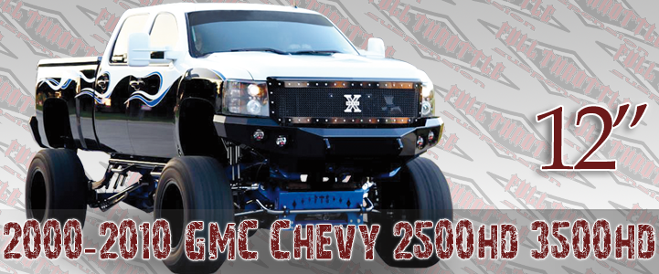 2000-2010 GM 2500 3500 LIFT KIT