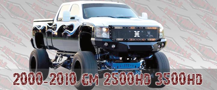 2000-2010 GM 2500 3500 LIFT KIT