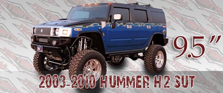 hummer full throttle lift kits