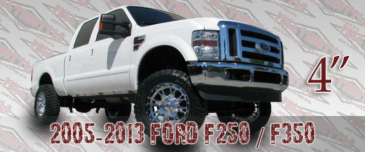 fORD SUPER DUTY LIFT KIT