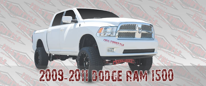 DODGE RAM 1500 LIFT KIT