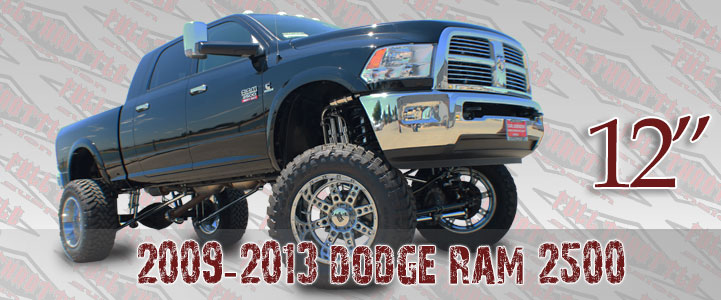 DODGE RAM LIFT KIT