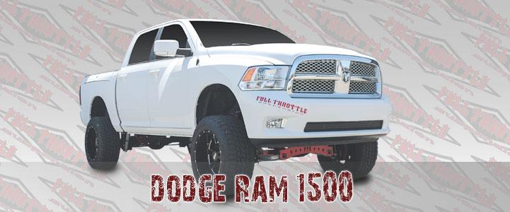 DODGE RAM 1500 LIFT KIT