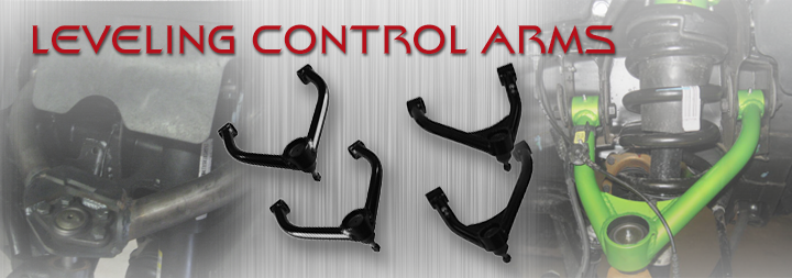 Leveling Control Arms