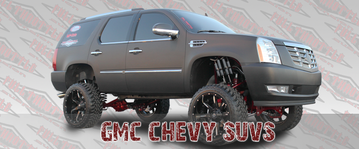 chevy full throttle lift kits