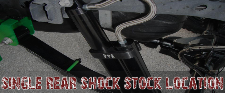 2007-2013 GM 1500 rear shocks